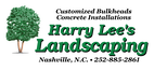 Harry Lee's Landscaping and Concrete - Concrete Contractor and Custom Bulkheads