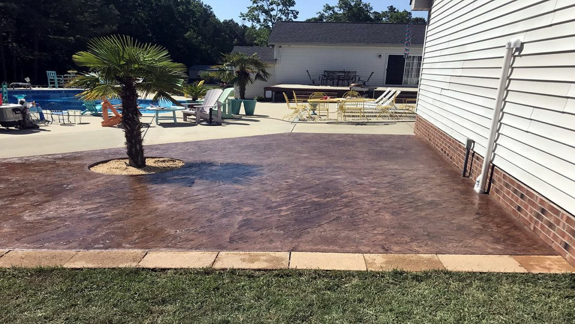Harry Lee's Landscaping and Concrete - Concrete Contractor